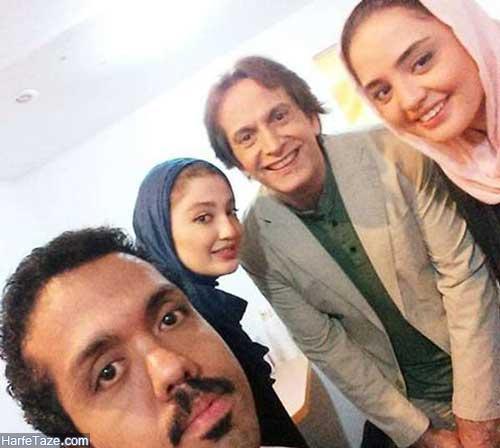 omid alimardani 6 - امید علیمردانی و همسرش قبل از تصادف شدید و مرگ