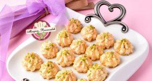 طرز تهیه شیرینی نارگیلی باقلوا ویژه عیدنوروز