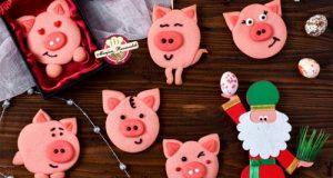 طرز تهیه شیرینی سال خوک ویژه عیدنوروز 1398