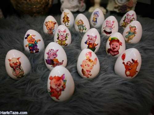 تخم مرغ خوکی