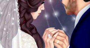 عکس رمانتیک کارتونی و فانتزی دونفره عاشقانه