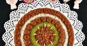 طرز تهیه حلوای سه آرد مجلسی ویژه رمضان و محرم و ختم