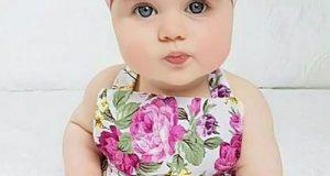 زیباترین مدلهای لباس مجلسی نوزاد دختر