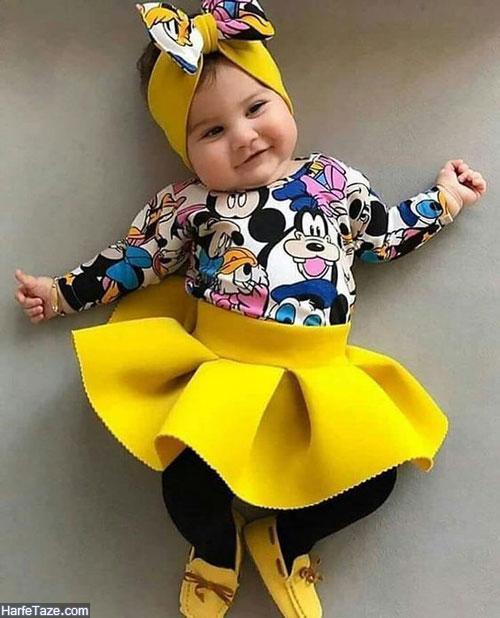 لباس مجلسی نوزاد