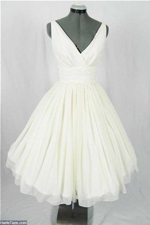 لباس مجلسی سفید