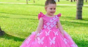 زیباترین مدلهای لباس تولد برای پرنسس کوچولوها