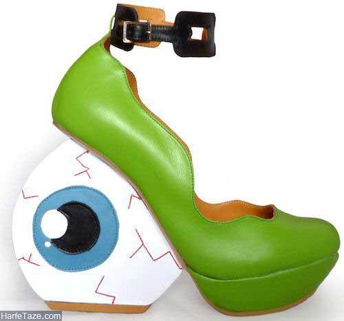مدلهای کفش زنانه