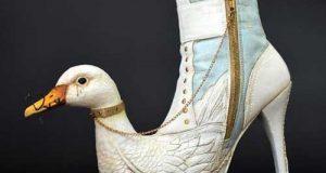 عجیب ترین مدلهای کفش زنانه در دنیا