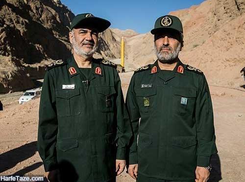 سردار حسین سلامی