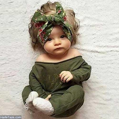 سرهمی نوزاد