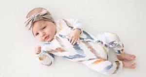 جدیدترین مدلهای سرهمی نوزاد دختر