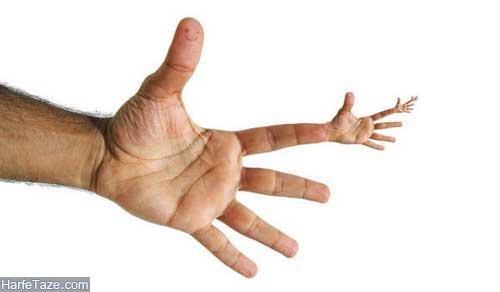 تعبیر خواب انگشت
