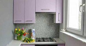 طراحی و دکوراسیون آشپزخانه کوچک آپارتمانی