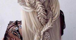 مدلهای فوق العاده زیبا و جدید بافت موی بلند