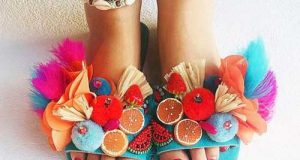 مدلهای شیک دمپایی دخترانه تابستانه + راهنمای خرید دمپایی