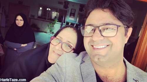 بیوگرافی حسام منظور؛ ازدواج و زندگی شخصی و عکس های حسام منظور و همسرش