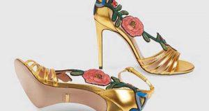 کلکسیون جدید و زیبای کفش پاشنه دار مجلسی