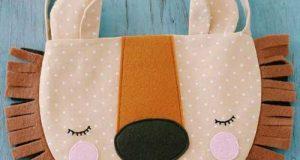 مدلهای کیف پارچه ای دست دوز برای کودکان + معرفی انواع پارچه