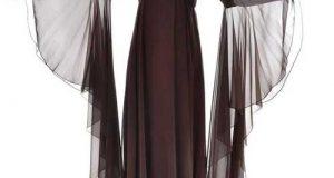 مدلهای لباس حریر مجلسی شیک برای بانوان خوش پوش