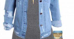 ست لباس جین زنانه + راهنمای ست کردن لباس جین