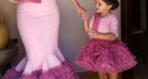 ست لباس مادر دختری جدید و شیک ۱۳۹۸ + راهنمای ست کردن