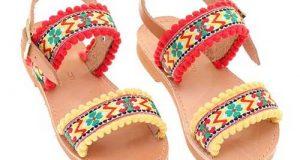مدلهای جدید کفش بچه گانه تابستانی دخترانه و پسرانه