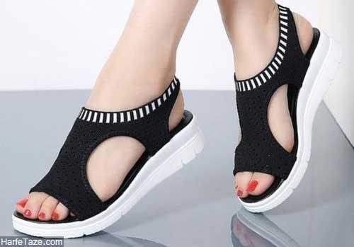 مدل کفش صندل
