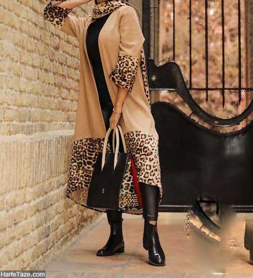 مدل مانتو جلوباز