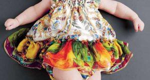 مدلهای جدید پیراهن نوزادی مجلسی برای مهمانی