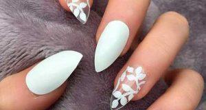 مدلهای شیک و لاکچری طراحی ناخن سفید + بهترین رنگ لاک مناسب پوست