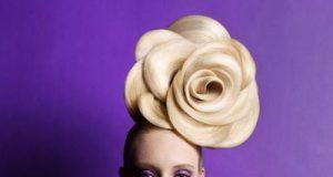 مدل های شینیون گل برای موهای بلند و نیمه بلند + تکنیک های شینیون
