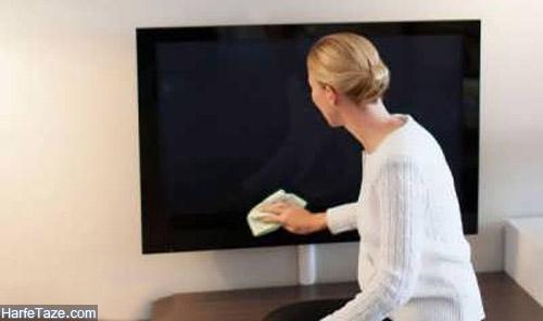 شیشه تلویزیون