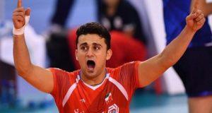 بیوگرافی و عکس های محمدرضا حضرت پور لیبرو تیم ملی والیبال ایران