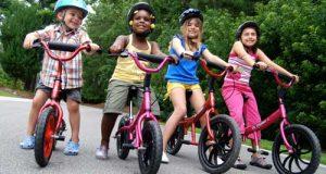 راهنمای انتخاب و خرید دوچرخه کودک با توجه به سن و قد کودکان