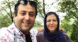بیوگرافی و عکس های ابراهیم شفیعی بازیگر و دوبلور