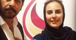 بیوگرافی و عکس های افتخار سادات سعیدی مجری