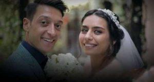 جزئیات و عکس های عروسی مسعود اوزیل و امینه گونش