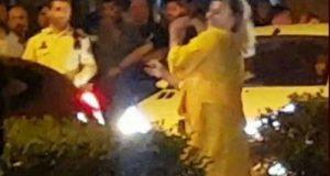 ماجرای رقص دختر مست در خیابان گلسار رشت