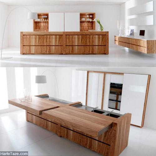 کانتر آشپزخانه
