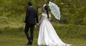 مدلهای جدید لباس فرمالیته عروس و داماد بسیار شیک
