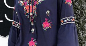 مدل تونیک سنتی نخی خنک برای تابستان + مدلهای زیبای بلوز سنتی جدید