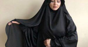 مدلهای چادر مشکی زیبا و جدید + انواع چادر مشکی زنانه مد روز