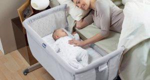 مدلهای تخت نوزاد کنار مادر بسیار کاربردی