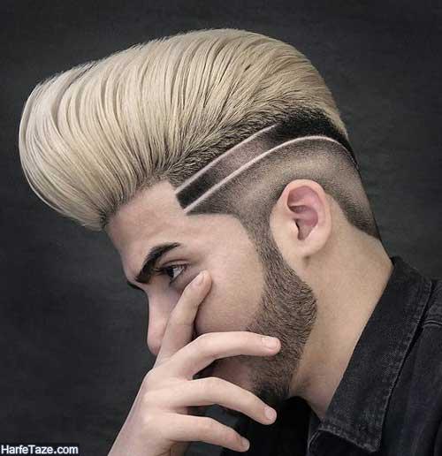 جدیدترین مدل موی مردانه فشن و کلاسیک 2019 - 1398 + راهنمای انتخاب ...