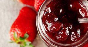 طرز تهیه مربای توت فرنگی خانگی؛ بسیار خوشمزه و خوشرنگ