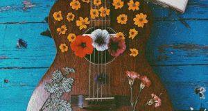 عکس پروفایل گیتار برای عاشقان موسیقی + متن و جملات احساسی گیتار