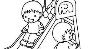 دانلود عکس های رنگ آمیزی کودکان با طرح های آماده جذاب و کارتونی
