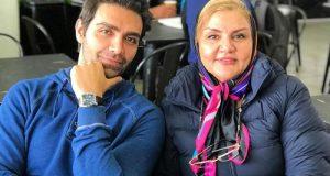 بیوگرافی و عکس های شهاب شادابی بازیگر سریال عروس تاریکی