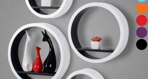 مدل دکوری چوبی و شلف و باکس تزئینی بسیار زیبا و کاربردی