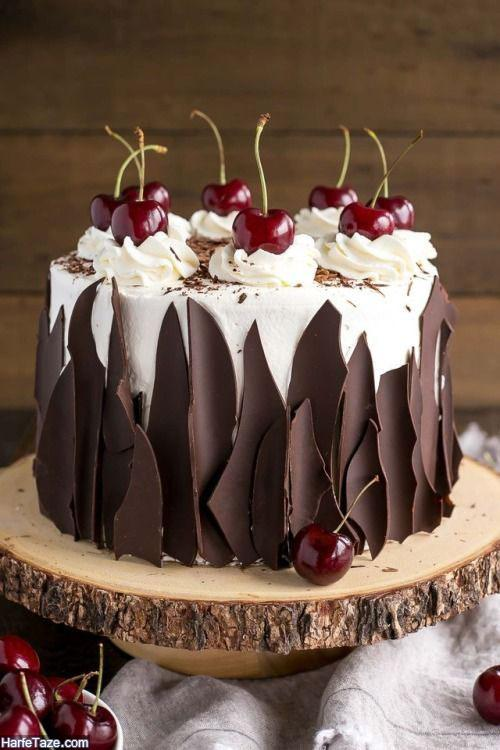 استوری کیک و شیرینی